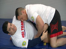 No-Gi Submission Grappling DVD 1 by Rigan Machado 3