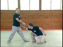 Kapap 1: Face to Face Combat DVD with Avi Nardia - Budovideos