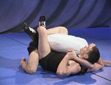 Guard Submissions DVD by Mark Hatmaker - Budovideos