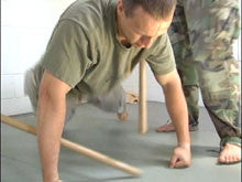 Systema: Russian Stick Combat Vol 1: Defense DVD by Vladimir Vasiliev 4