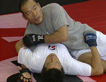 TK Fight School DVD 1 with Tsuyoshi Kosaka 5