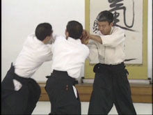 Aikido Training 3 DVD Set from Aikikai Honbu 5