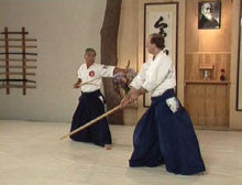 Mitsugi Saotome: Two Swords of Aikido DVD 4