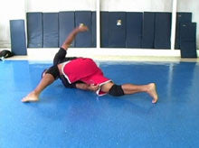 Ginastica Natural for Fighters DVD Vol 1 by Alvaro Romano 7