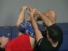 No-Gi Submission Grappling DVD 2 by Rigan Machado 3