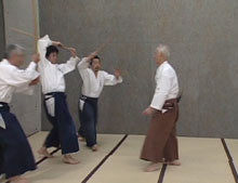Harmonious Circle of Aikido DVD by Shinjuro Narita 4