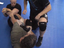 Attacking the Guard DVD by Josh Barnett 3