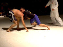 LA Sub X Grappling Event DVD 4