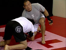 TK Fight School DVD 2 with Tsuyoshi Kosaka 3