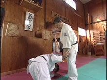 The Secret of Aikido Techniques DVD by Motofumi Yoshida 3