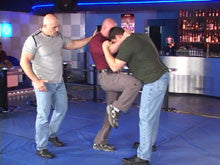 Explosive Bar Room Tactics & Viscious Universal Fight Enders 3 DVD Set by Mike Serr 3