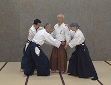 Harmonious Circle of Aikido DVD by Shinjuro Narita 2