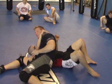 Attacking the Guard DVD by Josh Barnett 1