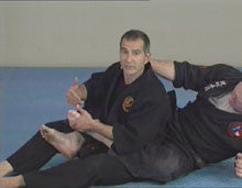 Kyusho Jitsu Grappling Methods DVD with Evan Pantazi 1