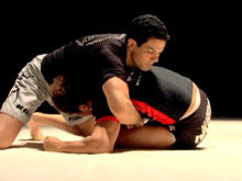 LA Sub X Grappling Event DVD 2