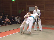 Shoot Aikido DVD 2: Offense & Defense in Actual Combat 2 DVD Set by Fumio Sakurai 2