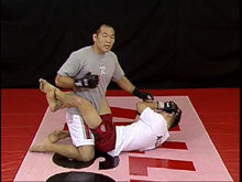 TK Fight School DVD 3 with Tsuyoshi Kosaka  2