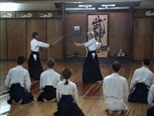 Mitsugi Saotome: Two Swords of Aikido DVD 1