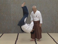 Harmonious Circle of Aikido DVD by Shinjuro Narita 3