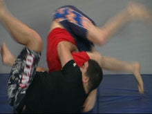 No-Gi Submission Grappling DVD 2 by Rigan Machado 5