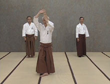 Harmonious Circle of Aikido DVD by Shinjuro Narita 6