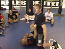 Attacking the Guard DVD by Josh Barnett 5