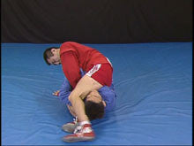 Sambo Techniques Complete Guide Vol 3 DVD by Yasuhiro Tanaka 7