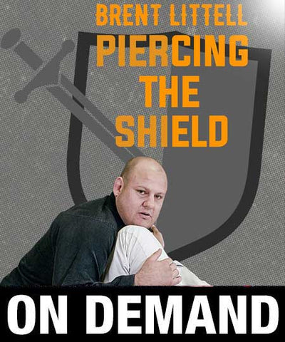 Piercing the Shield by Brent Littell (On Demand) - Budovideos