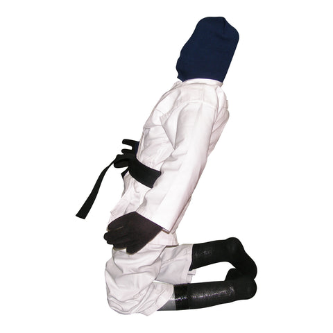 BUSTER JR Grappling Dummy - Ships Free in the USA - Budovideos