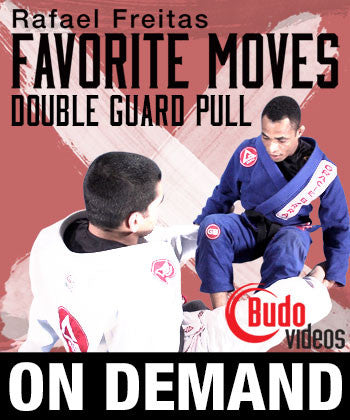 Rafael Freitas Favorite Moves: Double Guard Pull (On Demand) 1