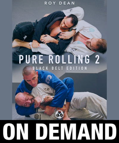 Pure Rolling 2 Black Belt Edition by Roy Dean (On Demand) - Budovideos