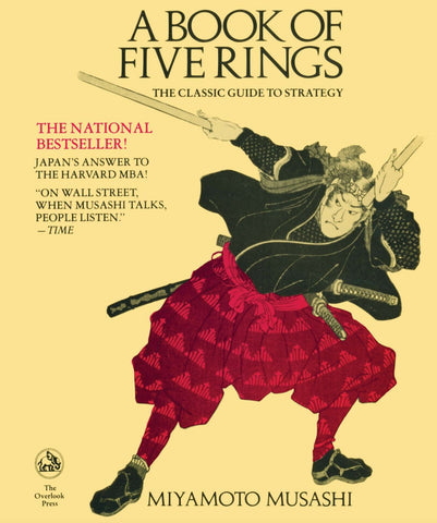 The Book of Five Rings by Miyamoto Musashi (Preowned) - Budovideos