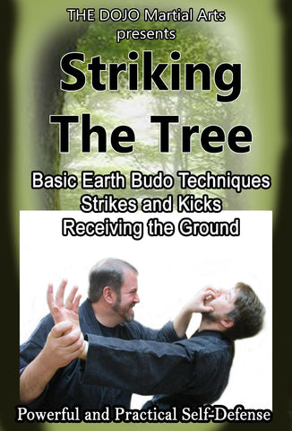 Striking the Tree Ninjutsu Self Defense DVD with Todd Norcross - Budovideos Inc