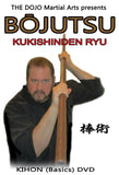 Kukishinden Ryu Bojutsu DVD with Todd Norcross - Budovideos Inc