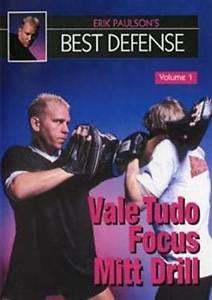 Best Defense 5 DVD Set with Erik Paulson - Budovideos Inc