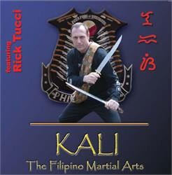 Kali: Filipino Martial Arts 8 DVD Set by Rick Tucci (Preowned)