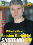 Russian Martial Art Systema SV Training Program Vol 2 DVD by Dmitri Skogorev - Budovideos