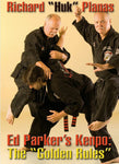 Ed Parker's Kenpo: The Golden Rules DVD by Richard Planas - Budovideos