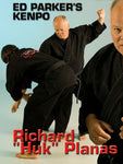 Ed Parker's Kenpo Rules and Principles DVD by Richard Planas - Budovideos