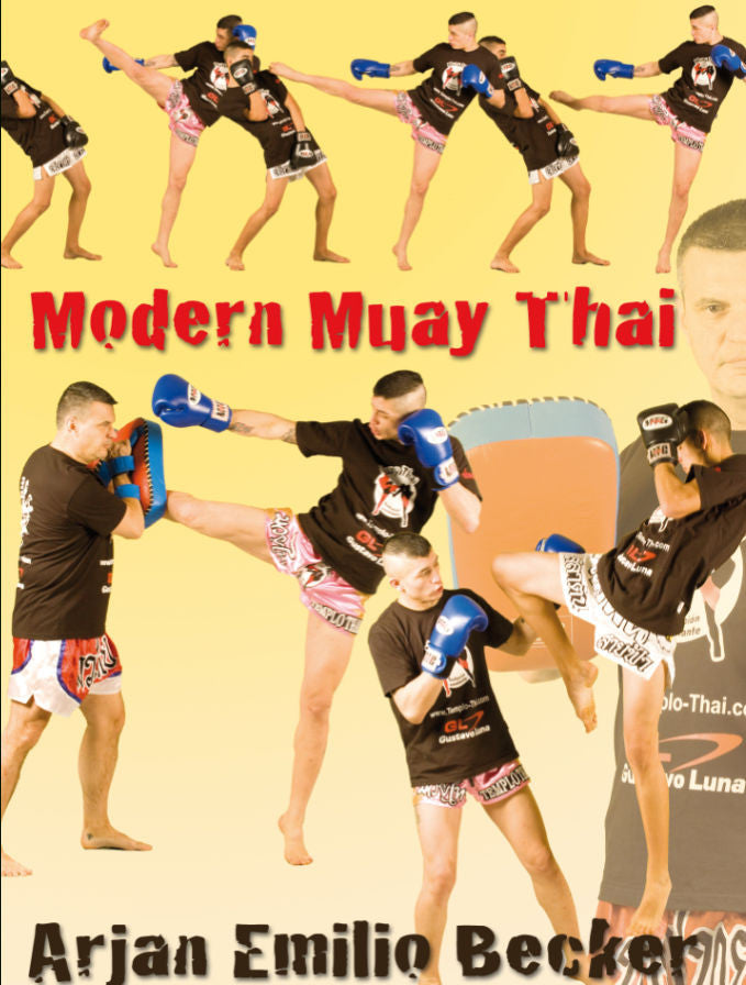 Modern Muay Thai DVD Cover 1