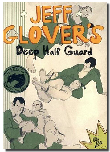 Jeff Glover's Deep Half Guard 6 Volume DVD Set - Budovideos