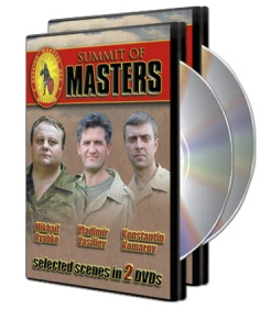 Systema: Summit of Masters 2 DVD Set 7