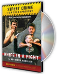 Street Crime and Knife in a Fight DVD by Konstantin Komarov - Budovideos