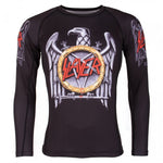 SLAYER EAGLE RASH GUARD - Budovideos