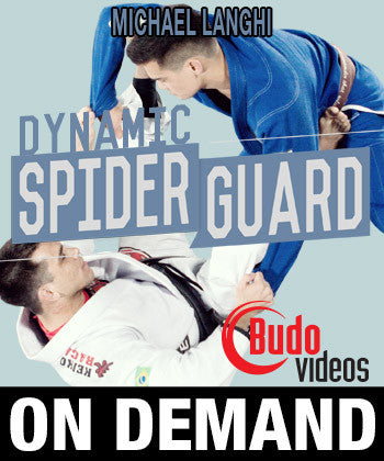 Michael Langhi Dynamic Spider Guard (On Demand) - Budovideos Inc