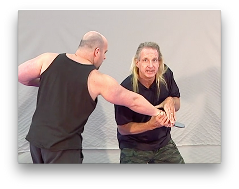Street Blood Knife Fighting with James Webb (On Demand) - Budovideos
