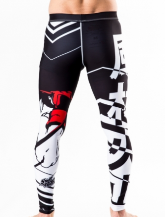 Street Fighter Ryu Spats (Officially Licensed)