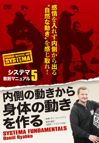 cover of Systema Seminar 5: Systema Fundamentals DVD by Daniil Ryabko  1