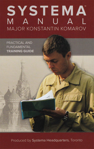 Systema Manual by Major Komarov