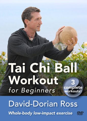 Tai Chi Ball Workout for Beginnners DVD by Yang, Jwing-Ming - Budovideos